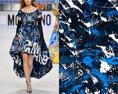 20 Unbelievably Gorgeous Times Fashion Imitated Art  - Veranda.com