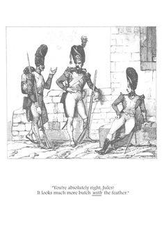 Victorian image - public domain. Caption added by gazuky. http://gazuky.uk