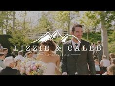 Most Romantic Wedding Video EVER!! Her dress is amazing and the flower girls are the cutest things ever. Must watch! #weddingvideo #weddingvideographer #rusticwedding