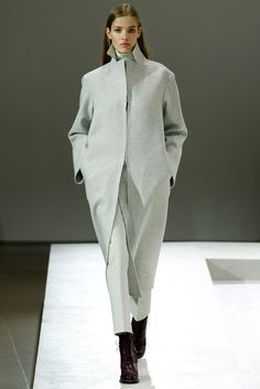 Jil Sander Fall 2014 Ready-to-Wear Fashion Show Collection