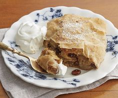 Apple Strudel from Scratch | It's easier than you think, and the results are as impressive as can be.