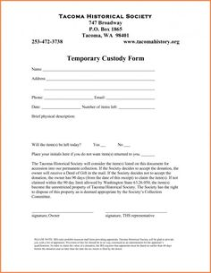 When and How to Arrange Temporary Guardianship for a Child ...