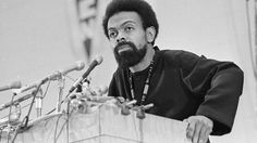 Poet and activist Amiri Baraka, seen here during the 1972 Black Political Convention in Gary, Ind., has died at age 79.  http://www.npr.org/blogs/thetwo-way/2014/01/09/261111444/writer-and-activist-amiri-baraka-dies-at-age-79