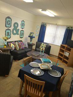 University of Alabama dorm  Apartment and Dorm Ideas
