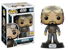 THEY FINALLY MADE THE BODHI ROOK BOBBLE HEAD