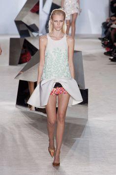 Giambattista Valli at Couture Spring 2014 - StyleBistro
