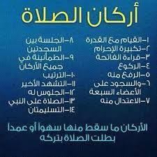 أركان الصلاة وواجباتها وسننها Islam Facts Islam For Kids Islamic Quotes