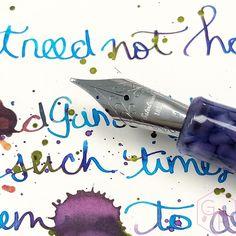 Esterbrook The Journaler Nib A Great Writer for Handwriting and Journaling 5 - Azizah Asgarali
