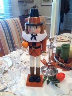 Pilgrim nutcracker belongs to my sister, want one!