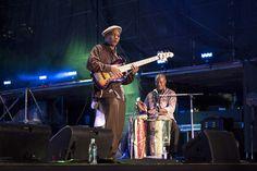Emeline Michel Band performance at The Luminato Festival