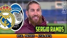 Declaraciones de SERGIO RAMOS post Real Madrid 3-1 Atalanta (16/03/2021) Ramos Real Madrid, Real Madrid Club, Youtube, Sergio Ramos, Youtubers, Youtube Movies