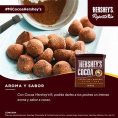 ¡Disfruta de Cocoa Hershey's®! #Cocoa #Hershey #Chocolate #Aroma #Sabor