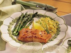 griled salmon !!