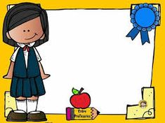 Badges for Kindergarten Children - Preschool Children Akctivitiys Classroom Board, School Classroom, Classroom Decor, School Labels, Preschool Writing, Clip Art, Borders And Frames, School Decorations, First Day Of School