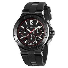 a2baf5534dd62  ブルガリ BVLGARI 腕時計 ディアゴノ ブラック文字盤 DG42BBSCVDCH 1 メンズ  並行輸入品