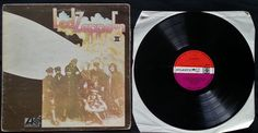 Led Zeppelin II - First Pressing.