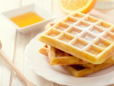 Waffles, like any flour-based food, should be an occasional meal. They go nicely with vegetable soup at any time of day. We even use them to make sandwiches with the Body Ecology Diet mayonnaise (see cookbook) and a variety of roasted or grilled veggies! Breakfast Time, Breakfast Recipes, Dessert Recipes, Body Ecology Diet, Moist Pumpkin Bread, Grilled Veggies, Pancakes And Waffles, Low Carb Bread, Waffle Recipes