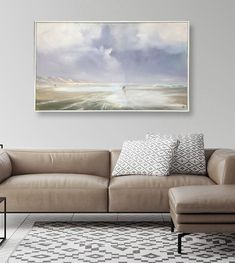 """""""Storm Cocklers - Goolwa Beach"""" by Mike Barr. Paintings for Sale. Bluethumb - Online Art Gallery Shadow Frame, Buy Art Online, Paint Designs, Paintings For Sale, Online Art Gallery, Impressionism, Original Artwork, Beach, The Beach"""