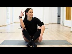 Pilates, Health Fitness, Body Fitness, Plus Size Maxi, Body Care, Yoga, Workout, Exercises, Youtube