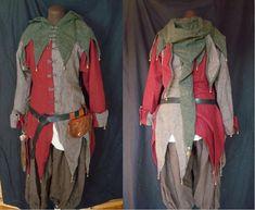 Medieval jester outfit by ~Ulltotten on deviantART