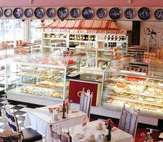 Cutes bakery ever!! Andersen Bakery in downtown SB