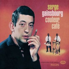 Stream Serge Gainsbourg - Couleur Café (Wilow Edit) by WILOW from desktop or your mobile device Cd Cover Art, Lp Cover, Serge Gainsbourg, Vinyl Cd, Vinyl Records, Tapas, Glass Signage, Bad Album, Philips