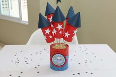 Space Astronaut Birthday Birthday Party Ideas | Photo 1 of 27 | Catch My Party