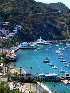 Catalina was a stop on a Mexican cruise I took with a great group of girls.