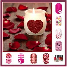 Valentines Day Nails  Www.kables.jamberrynails.net