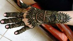Mahandi Art for Hands