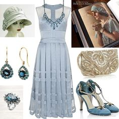 DOWNTON ABBEY STYLE | Women's Outfit | ASOS Fashion Finder