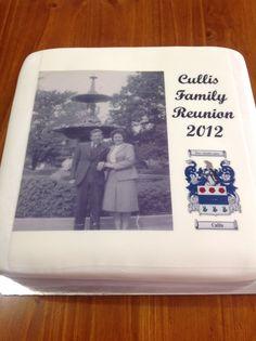 Family Reunion Cake