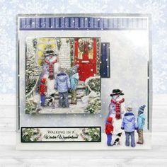 The Joy of Christmas Designer Deco-Large - Hunkydory | Hunkydory Crafts