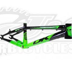 DK Professional V3 Race Frame-Green at J