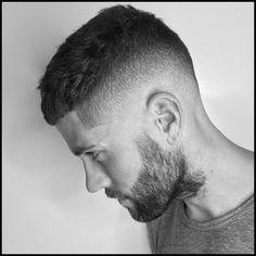 Kurze Frisuren für Männer 2018  #frisuren #kurze #manner