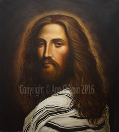 Catholic Artist Ann Chapin just finished this painting of Christ Catholic Art, Religious Art, Oh Glorious Day, Paintings Of Christ, Christian Videos, Christian Art, Jesus Pictures, Bible Pictures, Christian Facebook