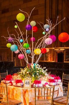 Ideas on Pinterest.com: Centerpieces