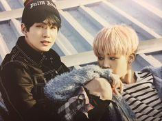 BTS   Min Yoongi & Park Jimin