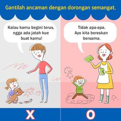 Teknik Berdialog Orangtua yang Dapat Mengubah Anak | Chai's Play Teaching Children Quotes, Teaching Kids, Childhood Education, Kids Education, Parenting Quotes, Kids And Parenting, Preschool Learning Activities, Love My Kids, Kids Health