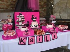 """Photo 5 of 10: Minnie Mouse / Birthday """"Kaili and Daisy's Minnie Mouse Party"""" 