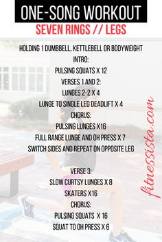 One Song Workouts, Workout Songs, At Home Workouts, Song Workout Challenge, Group Workouts, Rings Workout, Mini Workouts, Cheer Workouts, Morning Workouts