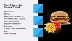 ESL Conversation: Weight Loss Intermediate-Advanced by The English Experience Weight Gain, Weight Loss, Powerpoint Lesson, Vocabulary Building, Hormone Imbalance, Esl, Conversation, English, Food