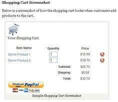 wordpress shopping carts