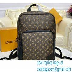 Louis Vuitton Monogram Canvas Dean Backpack Bag M45335