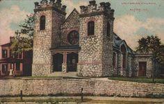 Unitarian Church, Alton Illinois