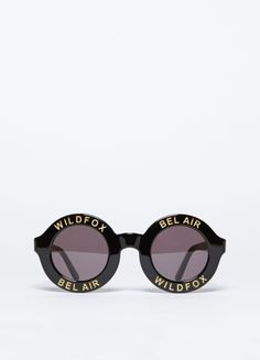 4489751214c9 Wildfox Bel Air Frame Sunglasses - Wasteland