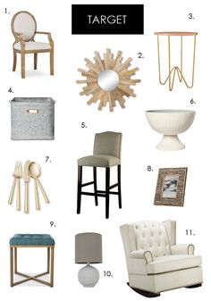 Elements of Style Blog | New Budget Friendly Decor Finds | http://www.elementsofstyleblog.com