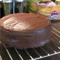 This Chocolate Victoria Sponge @ allrecipes.co.uk was amazing i added some milk but it was really awesome