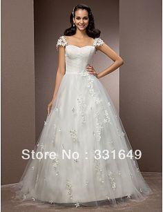 greek-style wedding dress