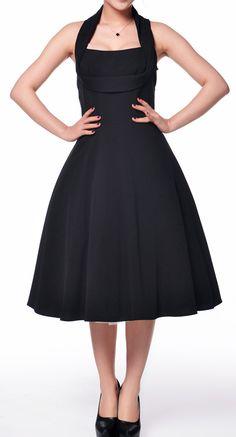 1950s Shelf Bust Dress by Amber Middaugh Standard Size$49.95 Plus Size $55.95